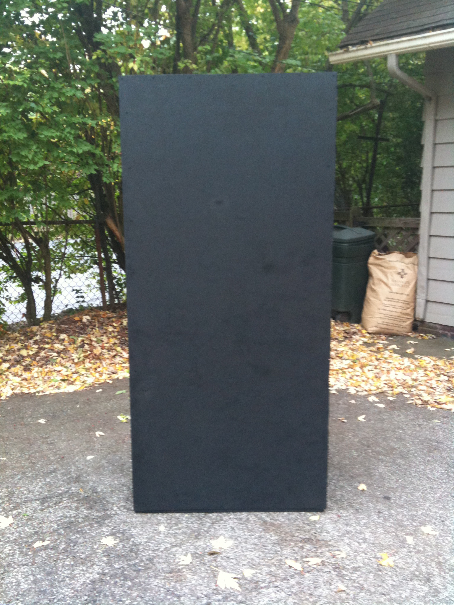 2001: A Space Odyssey -- Monolith Costume