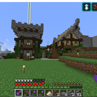 How to Build a Medieval House in Minecraft