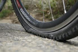 How to Repair a Flat Mountain Bike Tire With Disc Brakes