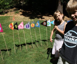Par for the Course- Golf Flags for Kids