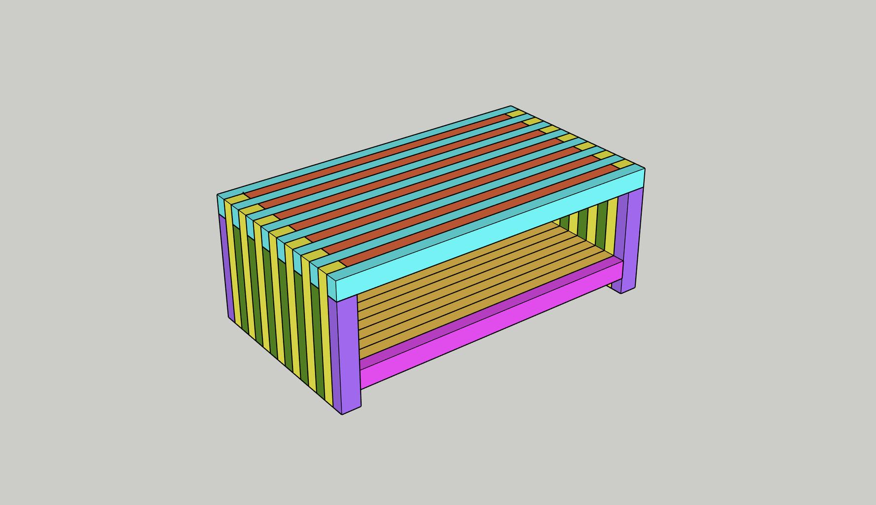 Design + Free SketchUp Model