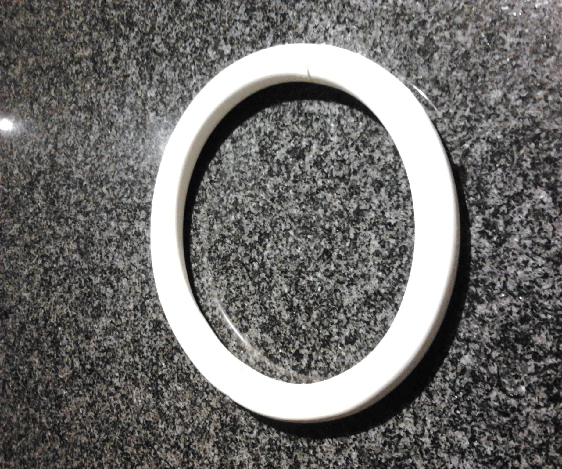 Make a torus out of PVC tubing