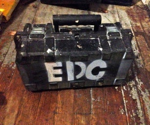 Make a Recycled EDC for Repairmen