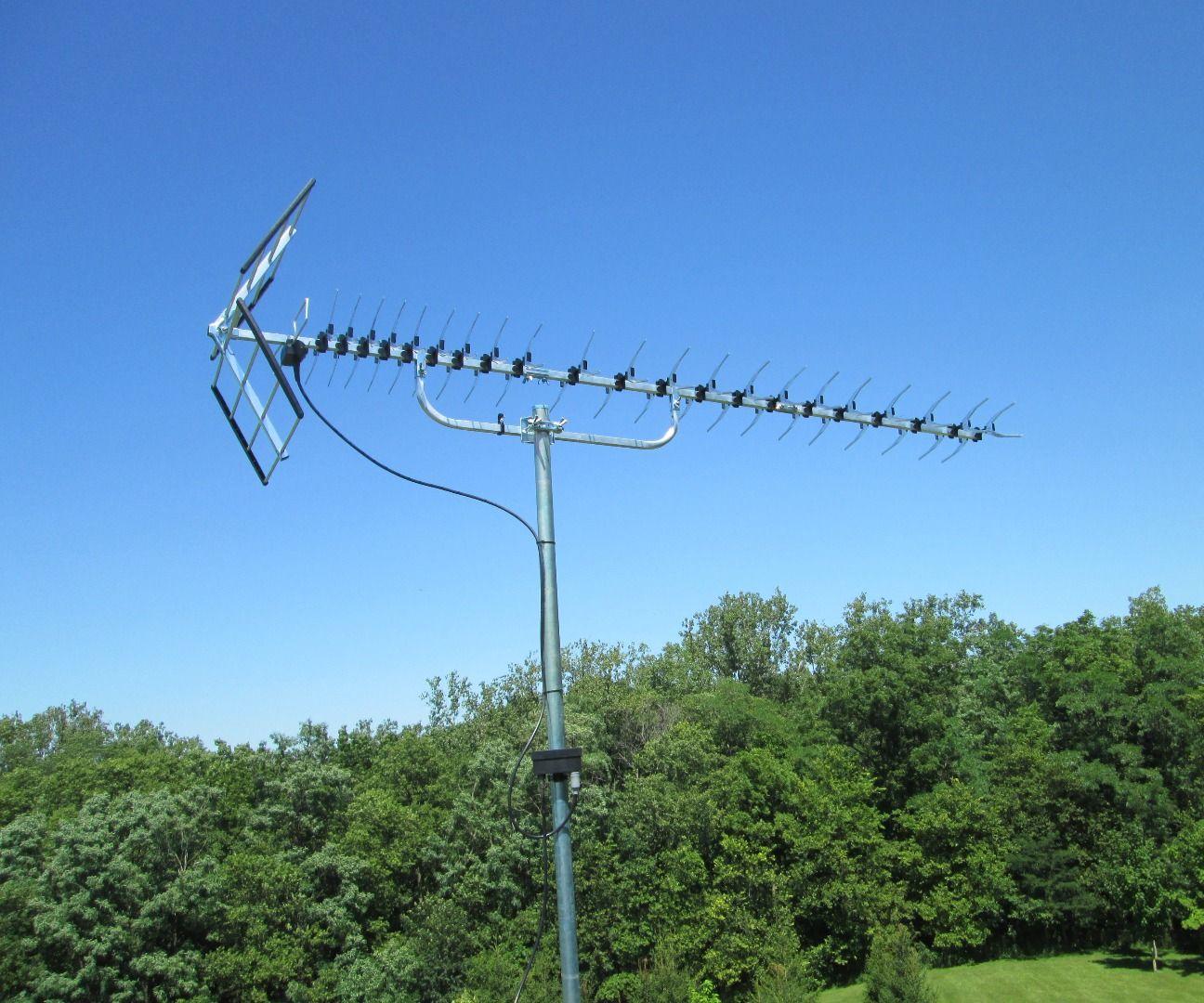 TV Antenna Upgrade