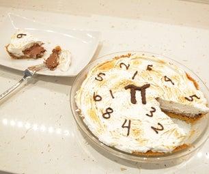 S'mores Pie (Pi Themed)