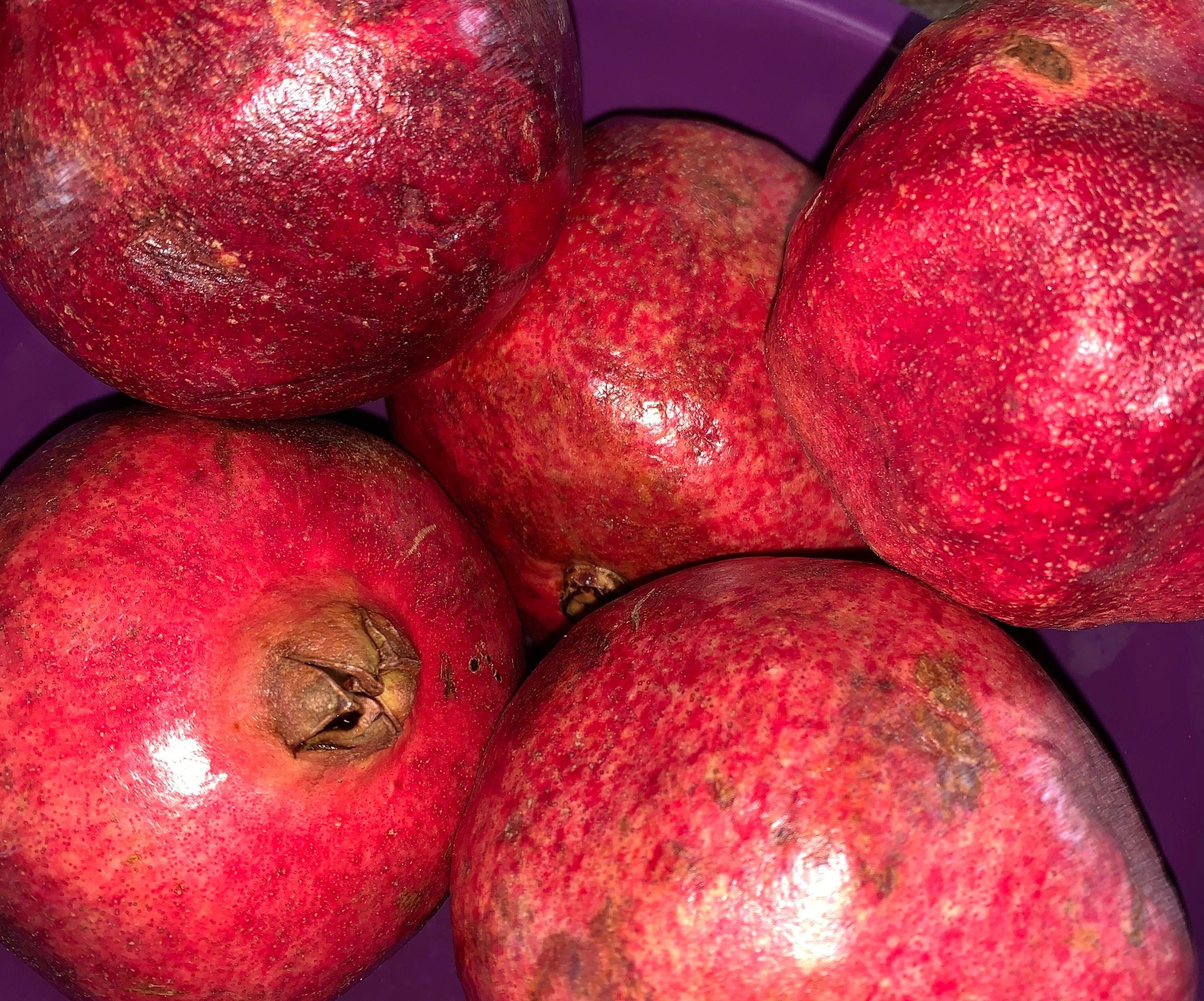 Pomegranate Natural Dye