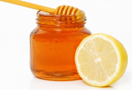 Honey and Lemon Home Remedy for Flu,colds or Relieve