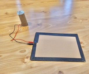 Easy DIY Tinfoil Pressure Plate! (Like in Minecraft)