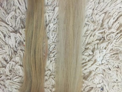 Home Made Hair Bleach ( FOR EXTENSIONS ONLY)