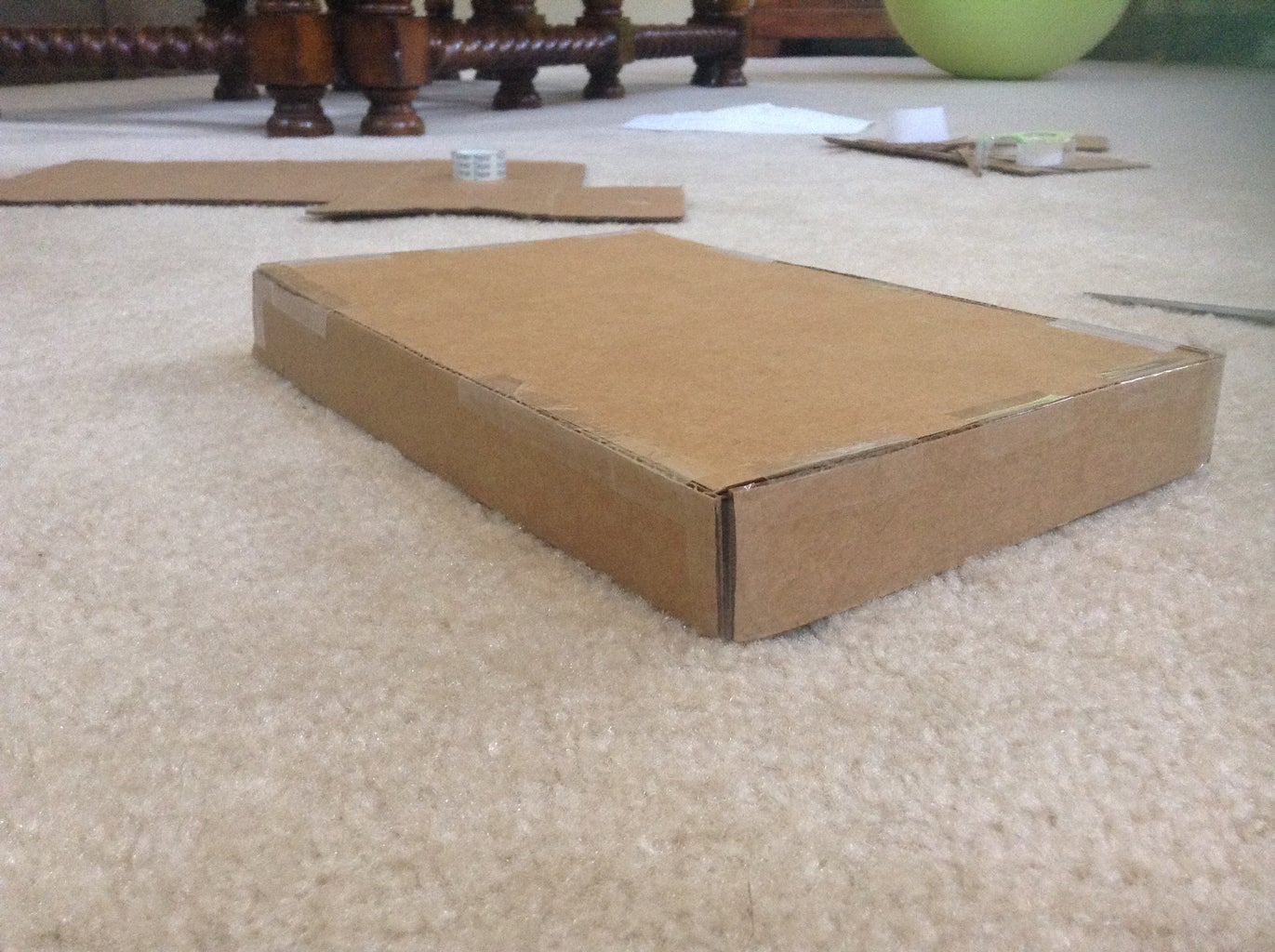Construct the Poster Box