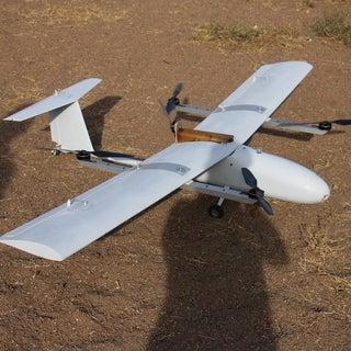 Quadplane Hybrid Drone