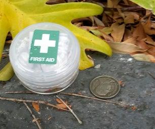 Mini 10 Piece Pocket Survival Kit!