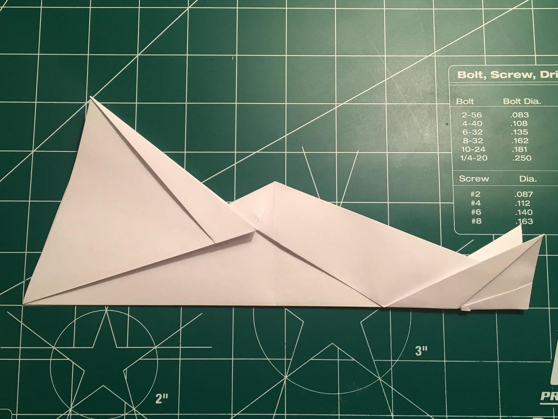Wing Folding