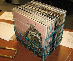 Make a Fantastic LP Basket