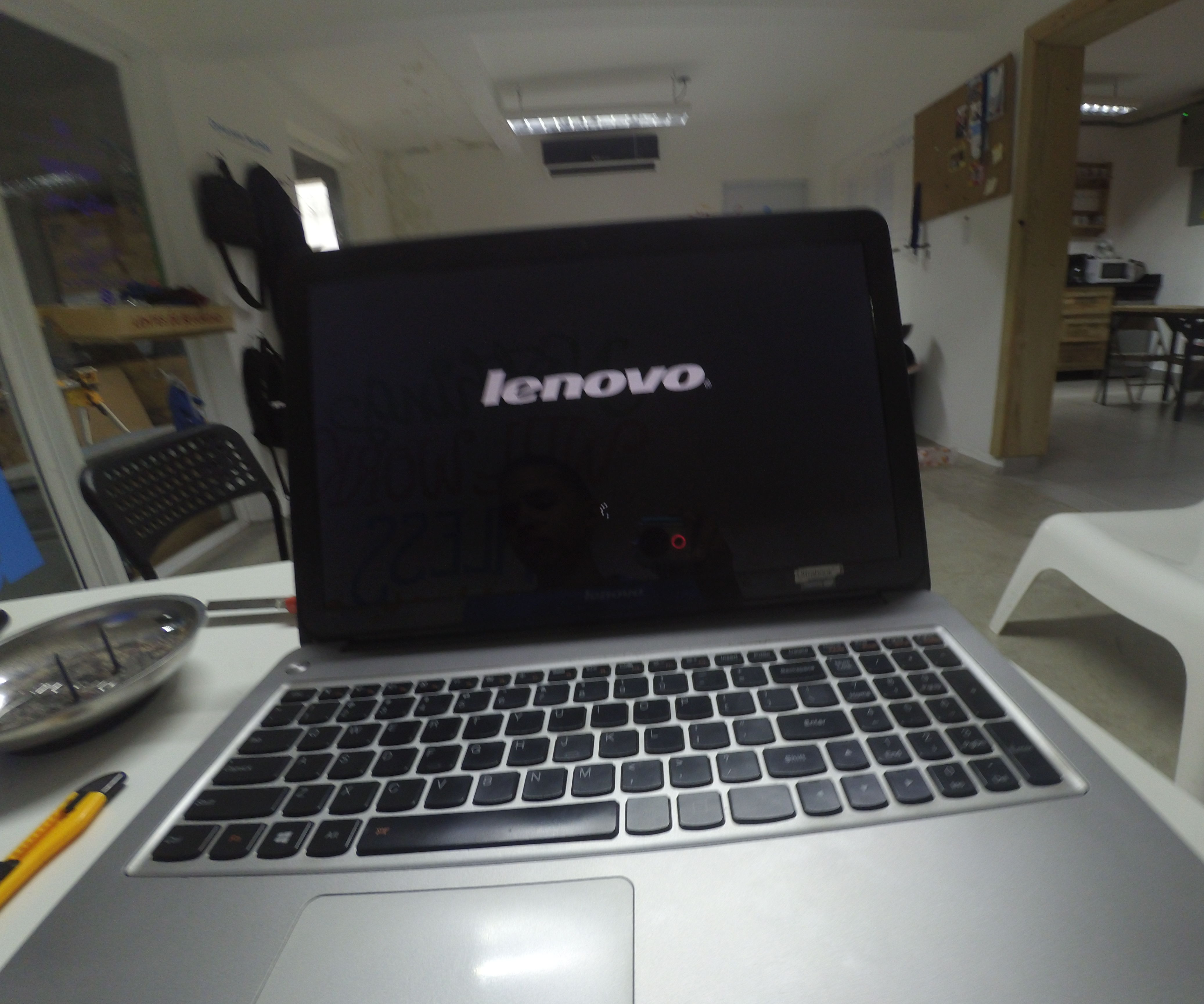 How to replace keyboard of lenovo idealpad u510