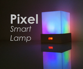 Pixel Smart Lamp