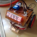 """""""DIY - THE EXCELLENT LINE TRACER ROBOT WITHOUT MICROCONTROLLER"""""""