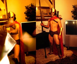 How to Make Spartan Armor From Cardboard