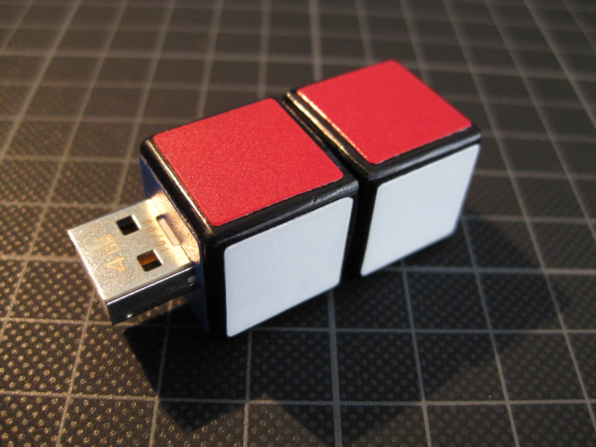Functional USB Flash Drive Rubiks Cube