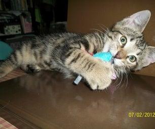 Catnip Mouse Cat Toy