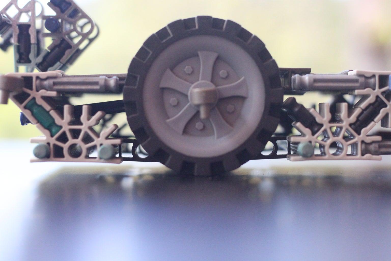 K'nex Mini Truck / Low Rider