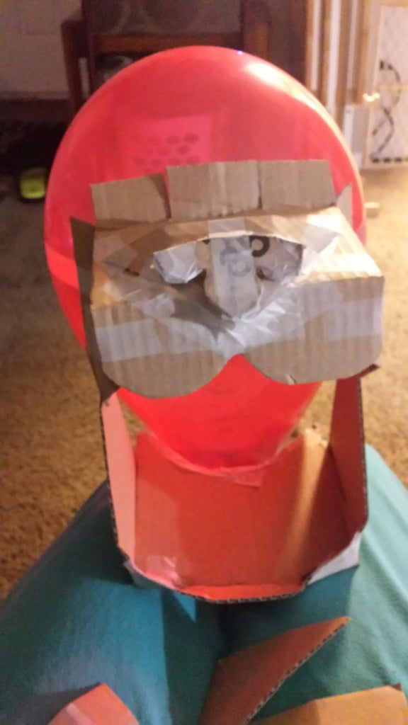 Create Paper Templates for Your Mask