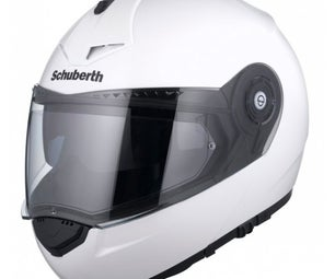 Convert Your Schuberth SRC Bluetooth Helmet (Or Anything Else) to Charge Wirelessly.