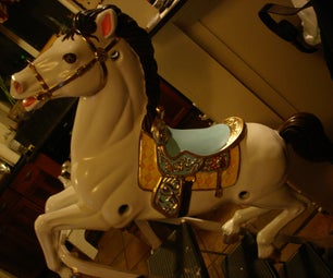 Ride on Carousel for My Daughter.