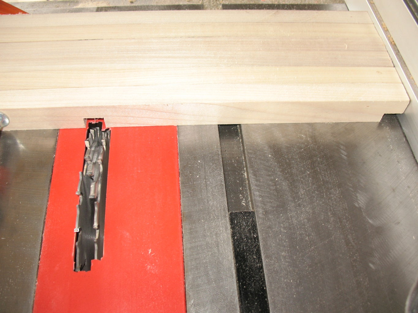 Creating the Vertical Stringers and Grooves