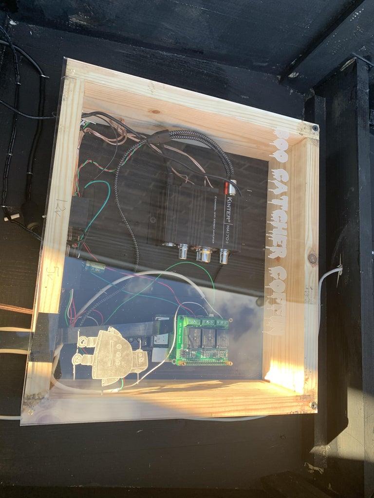 Raspberry Pi Camera Wiring