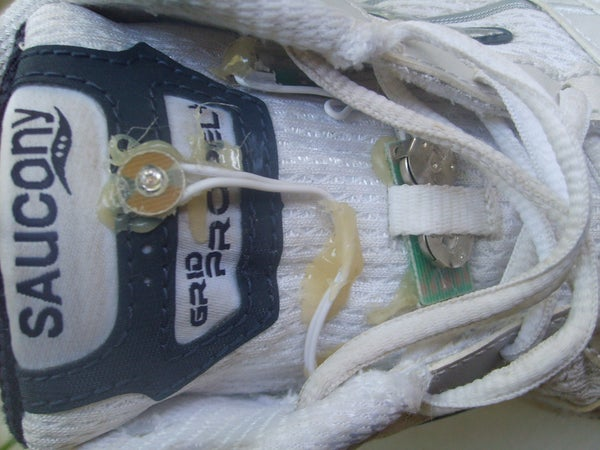 Firefly Nightlight LED Running Shoes