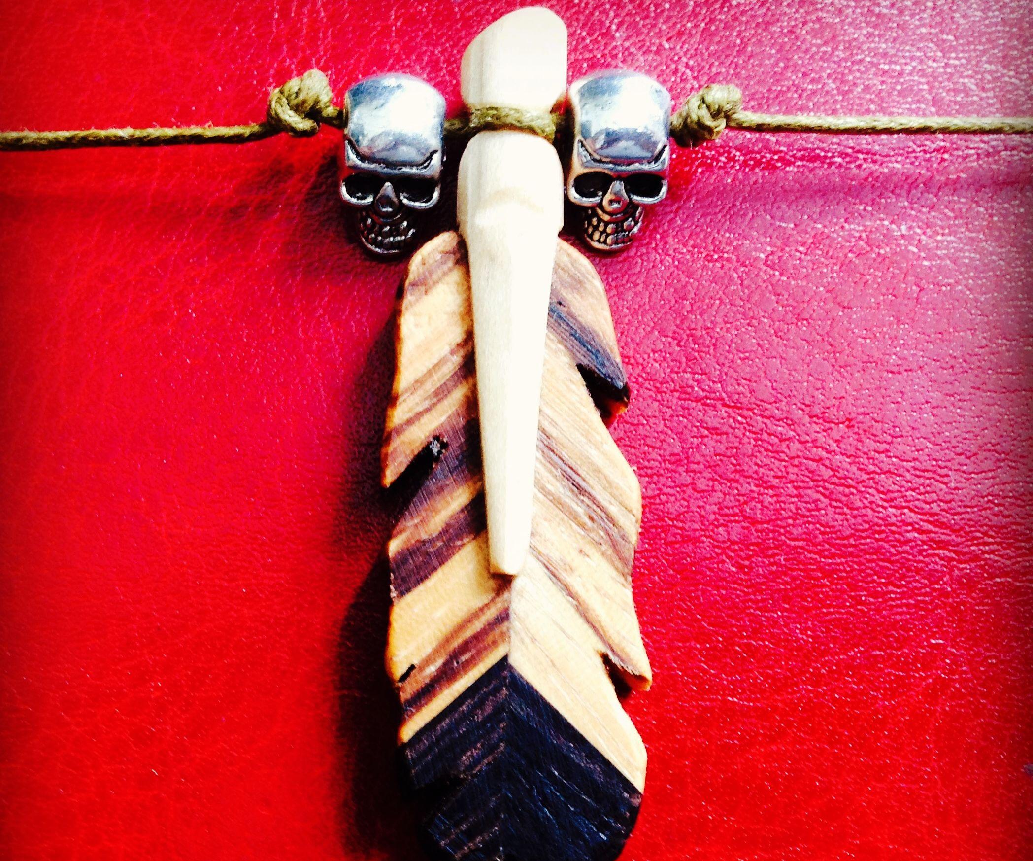 Eagle Feather Pendant