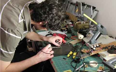 Handle/Electronics: Posterity
