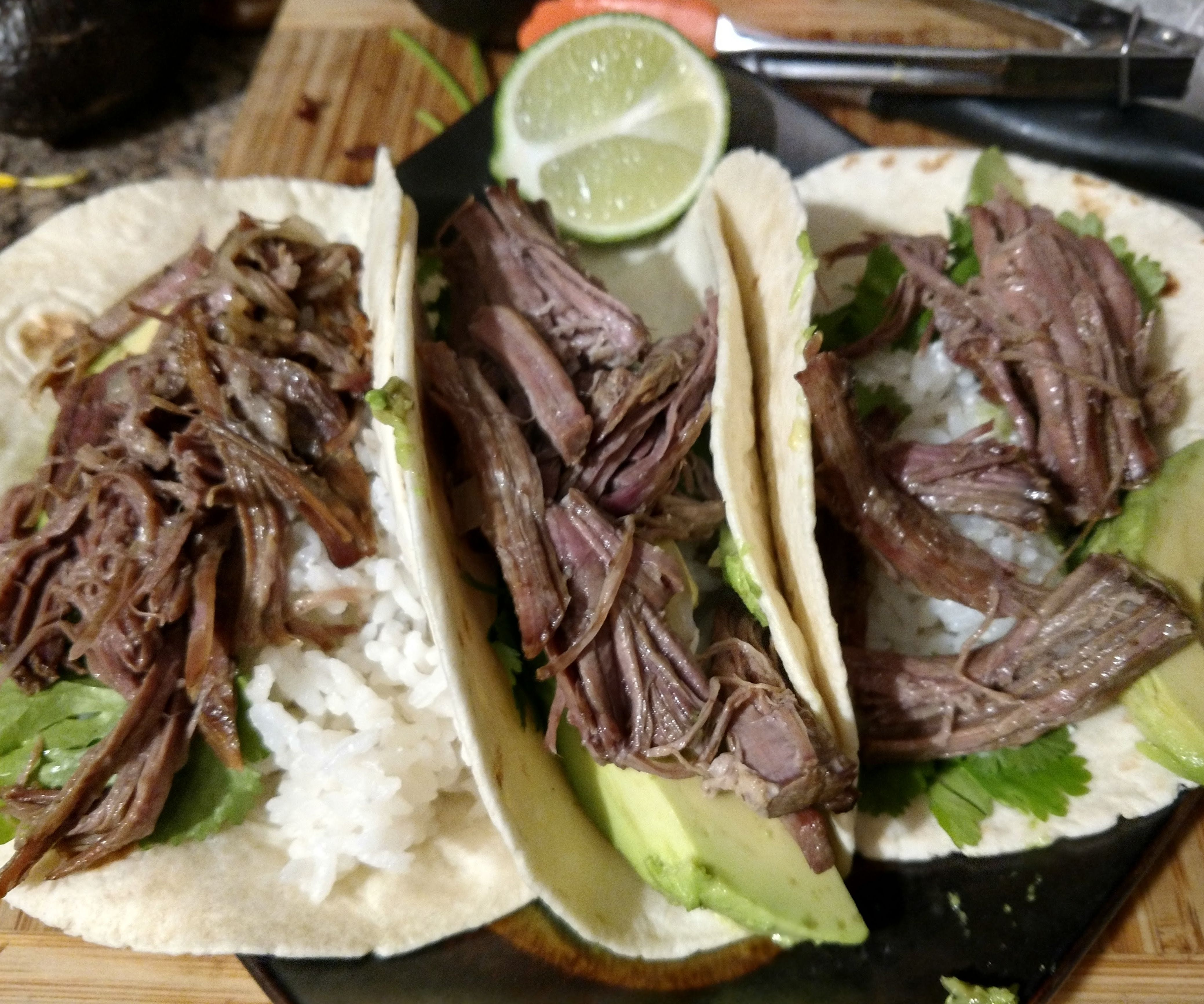 Homemade Street Tacos in a Slow Cooker
