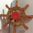 Sail Spinner (No 3D Printing)