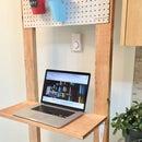 DIY Standing Desk for Laptop