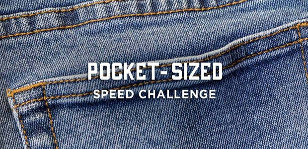 Pocket-Sized Speed Challenge