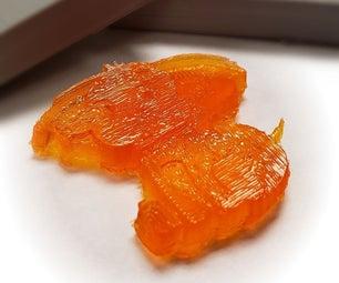 3D Modeled Gummy Candy Molds