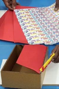 Let's Take a Printed Sheet & Paste It!