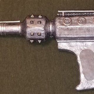 Make a 1950's Ray Gun