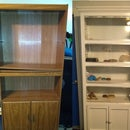 Upcycle a Particleboard Bookcase Into a Reptile Enclosure