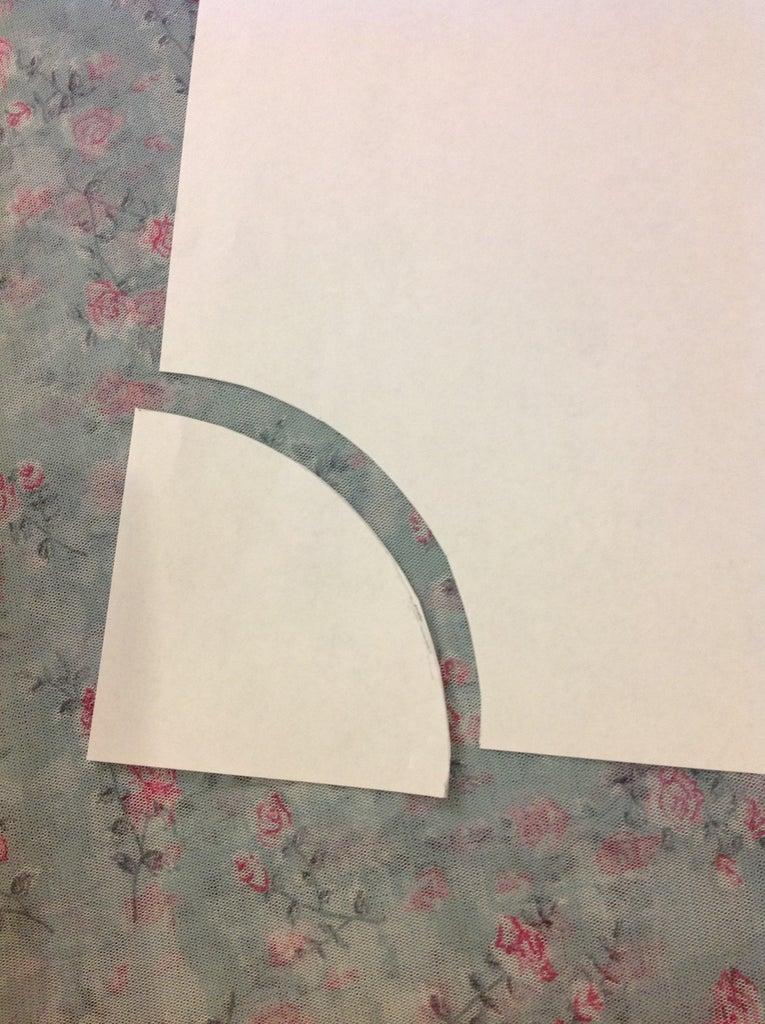 Making Your Waist Opening Pattern