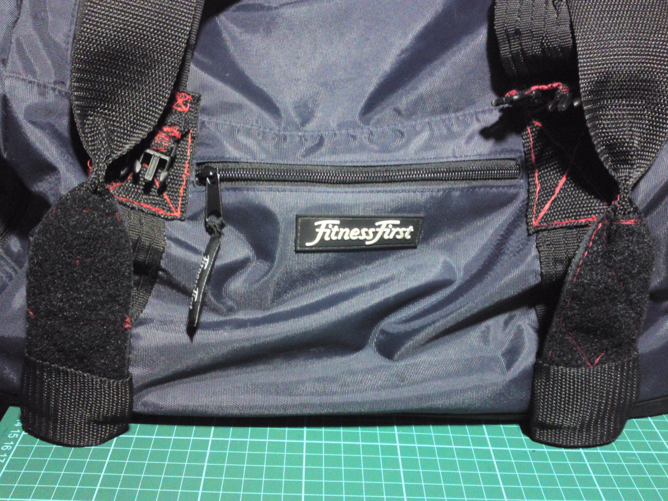 How to Re-Inforce a FLIMSY Shoe Bag to Carry Your Heavy RC Starter BOX (Including the Heavy 12volt Battery Inside It !)