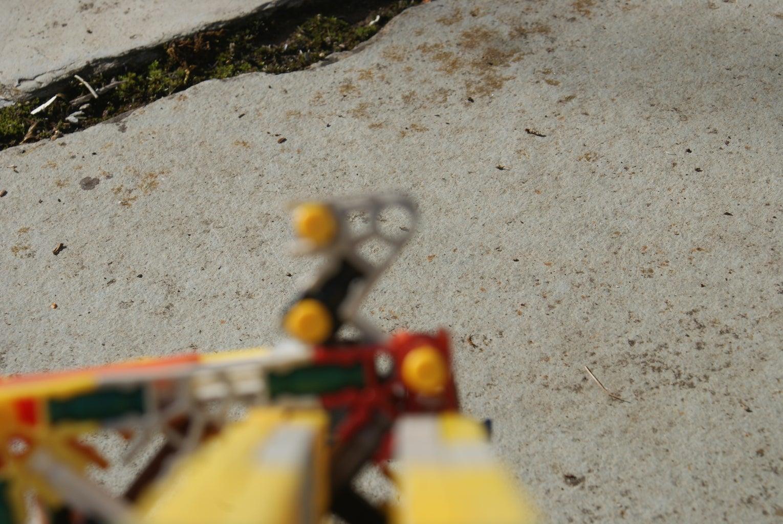 KSAR-75v1 K'nex Gun