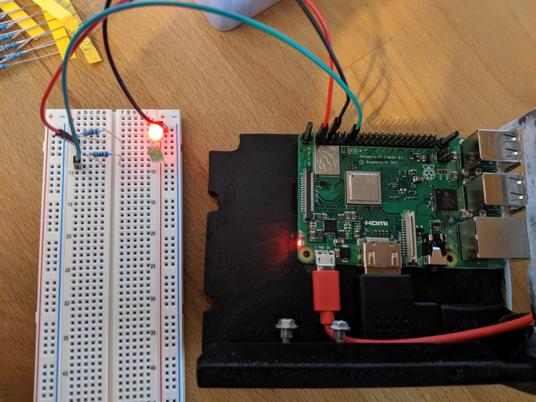 Prototyping LEDs