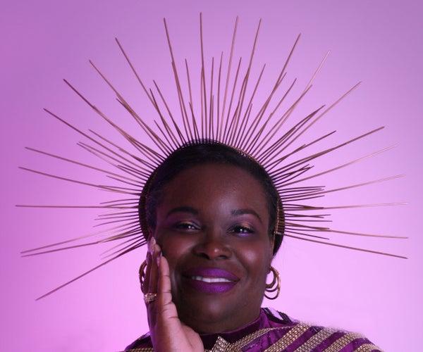 Sun Goddess Crown / Headband