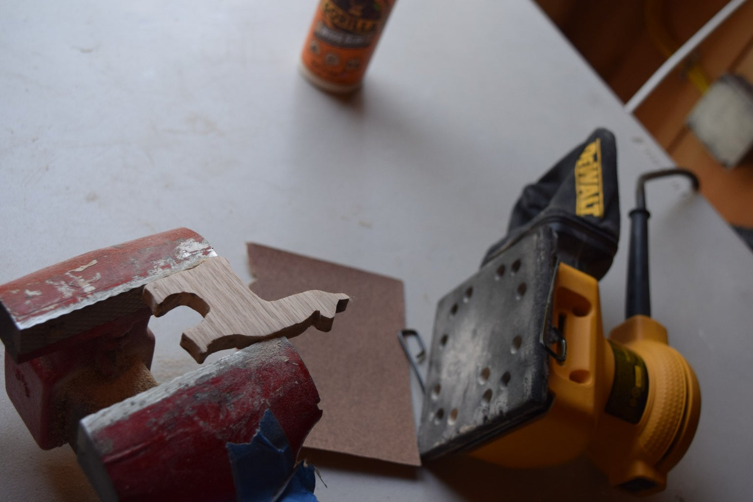 Refining and Sanding