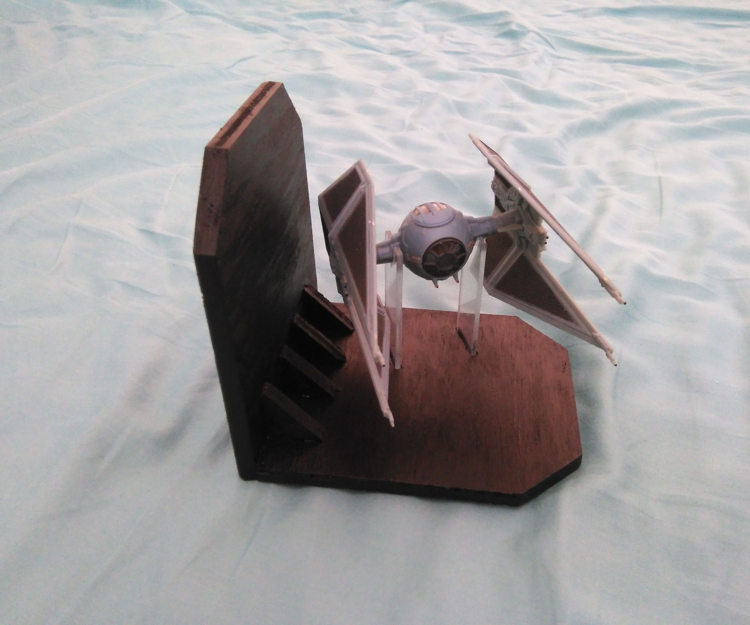Bookend - Tie Interceptor