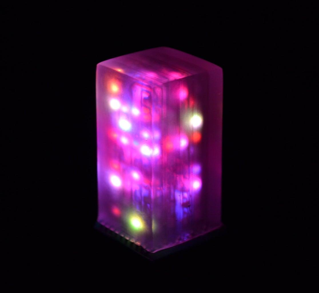 Finished Cube