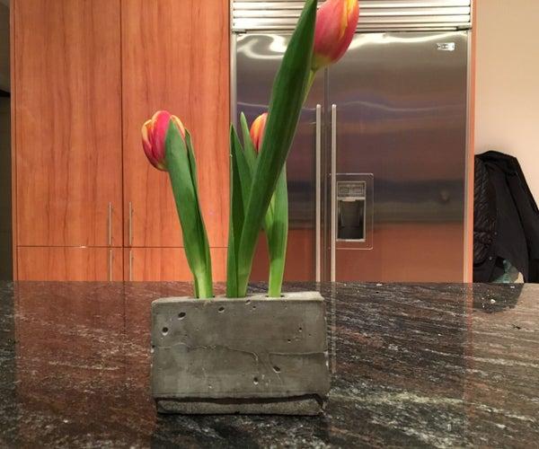 3D Printed Concrete Molds